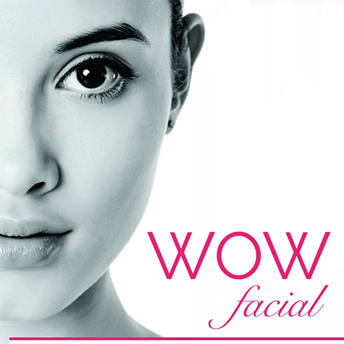 Our fab new treatment, the WOW Facial is the ultimate 5 step medi facial. Each stage works on different layers of the skin...